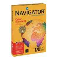 Papier xero NAVIGATOR Colour Documents A4 120 g/m2 250 ark.