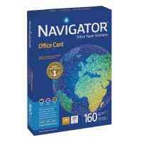 Papier xero NAVIGATOR Office Card A4 160 g/m2 250 ark.