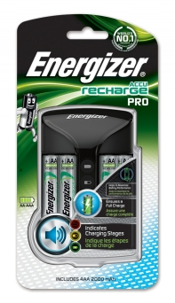Ładowarka PRO Charged POWER PLUS ENERGIZER