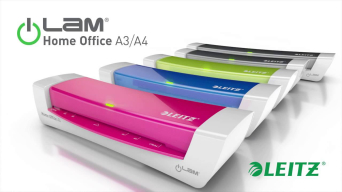 Laminator iLam Home Office A4 zielony  Leitz