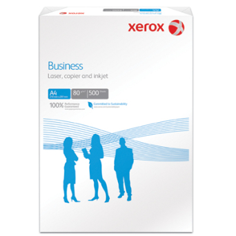 Papier xero A4 XEROX BUSINESS 500 ark.