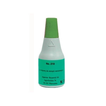 Tusz NORIS 110 zielony 25 ml