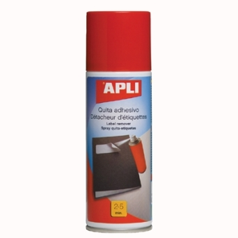 Spray do usuwania etykiet  200 ml APLI
